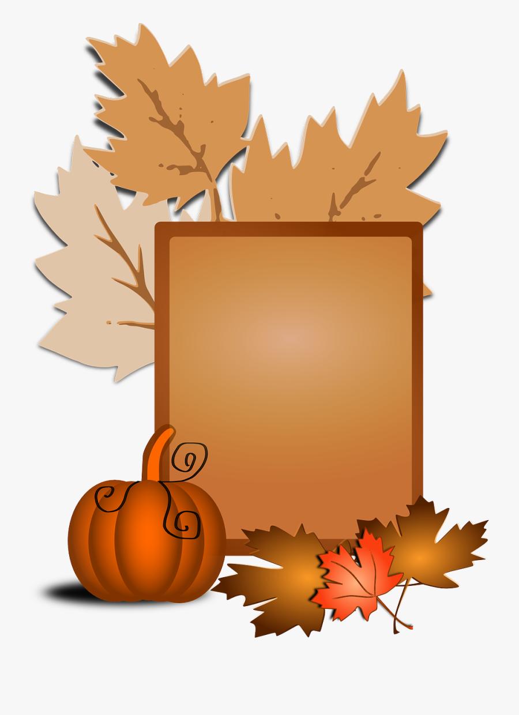 No School Fall Break, Transparent Clipart