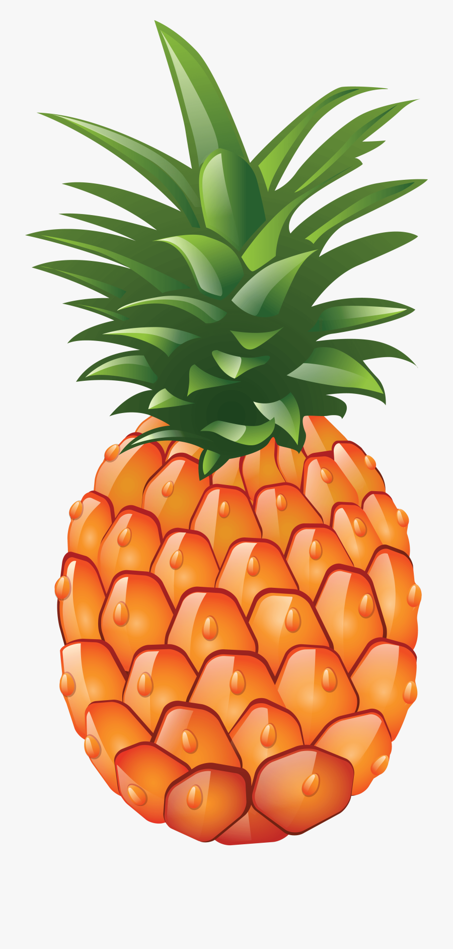 Pineapple Png Photo Image - Png Pineapple, Transparent Clipart