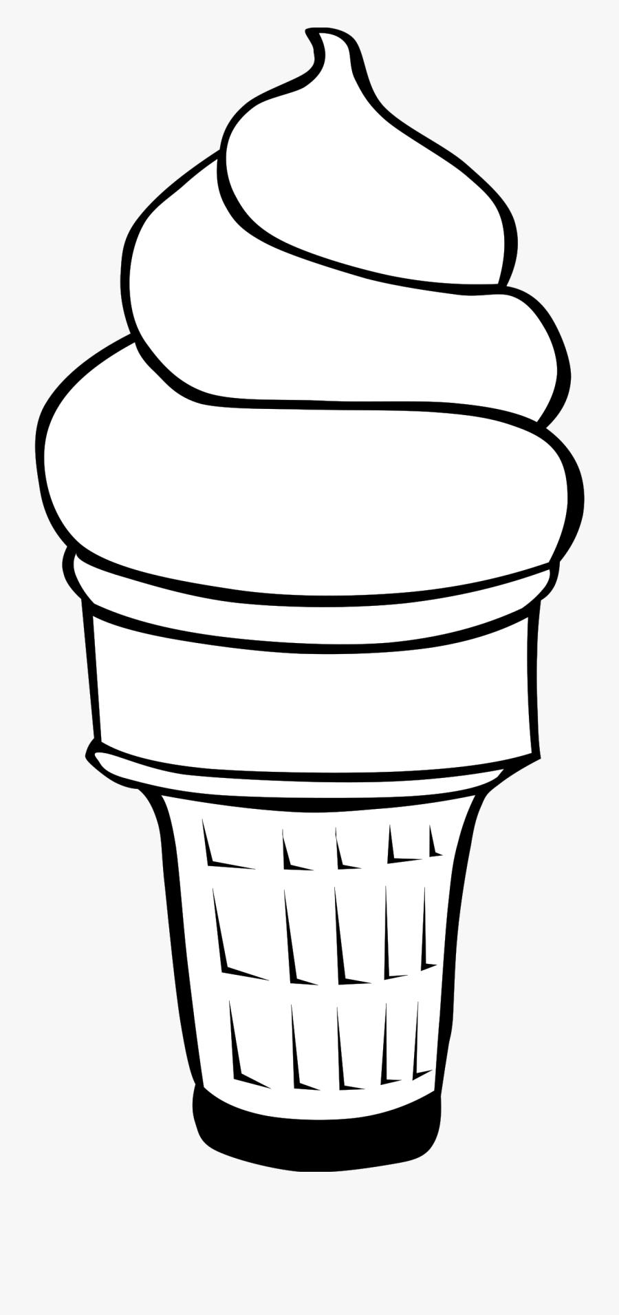 Clipart Of Ice Cream Cone - Ice Cream Cone Clip Art, Transparent Clipart