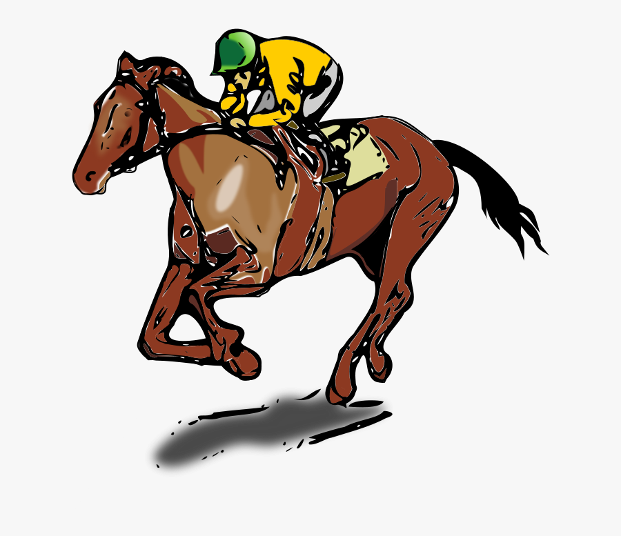 Horse Clipart Free Graphics Of Horses And Ponies - Horse Racing, Transparent Clipart