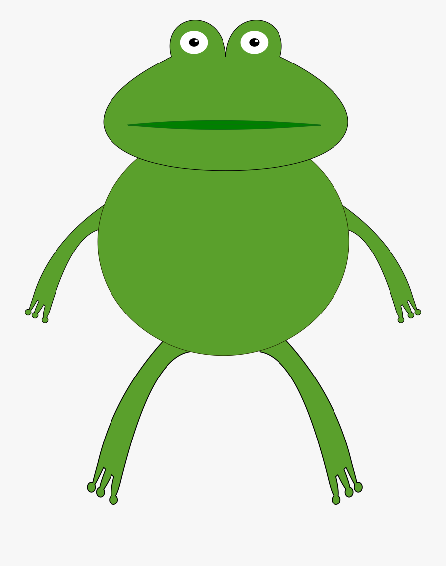 Green Frog Clipart, Explore Pictures - Frog Green Cliparr, Transparent Clipart