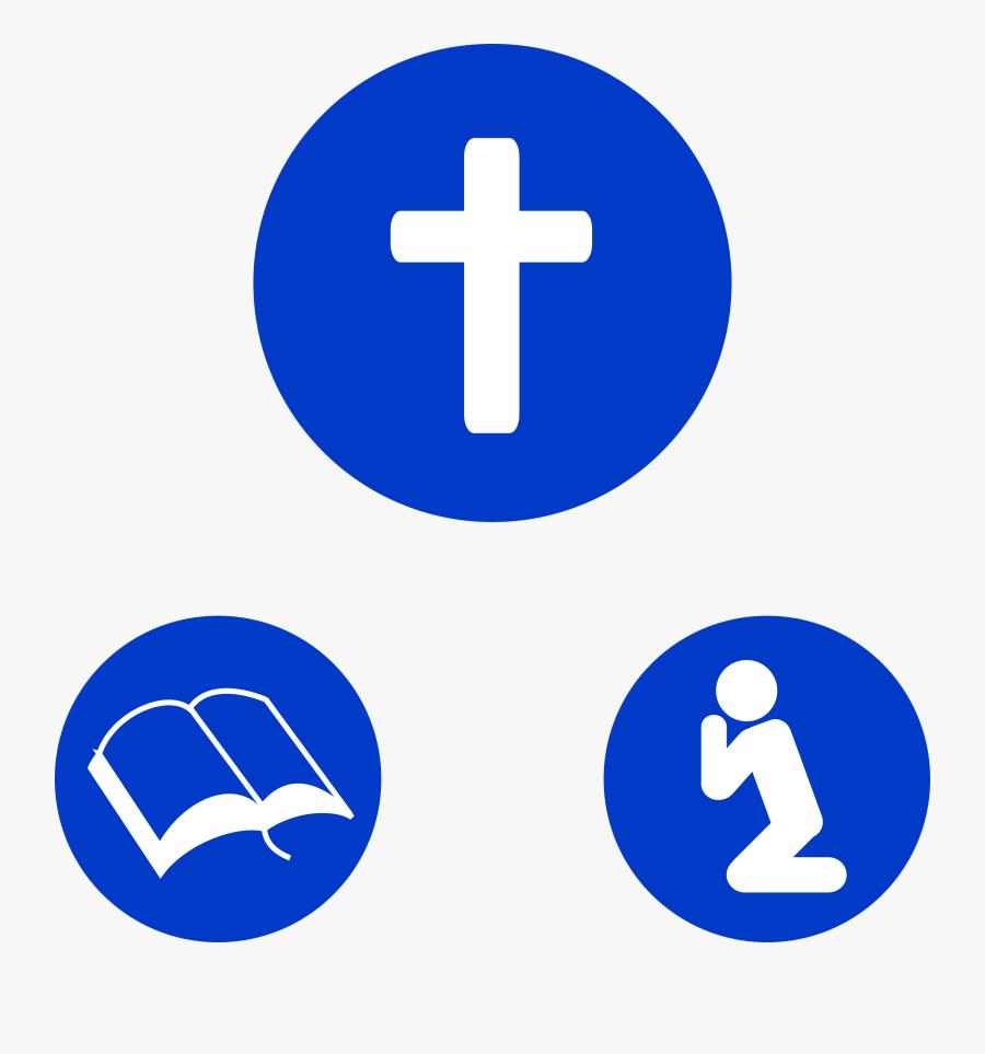Christian Religious Easter Clip Art Religious Clipart - Christian Life Clipart, Transparent Clipart