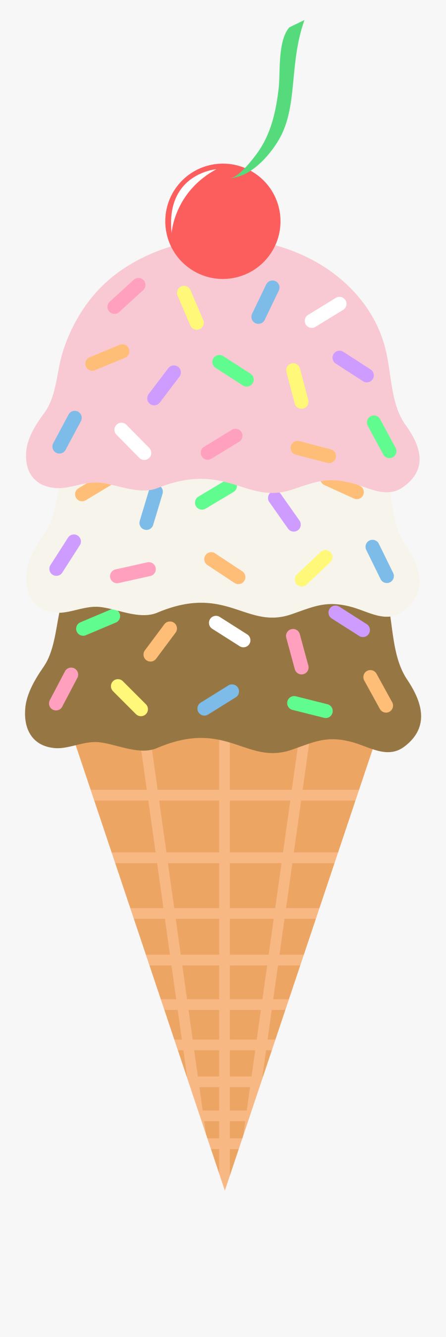 Ice Cream Bar Sign Printable, Transparent Clipart