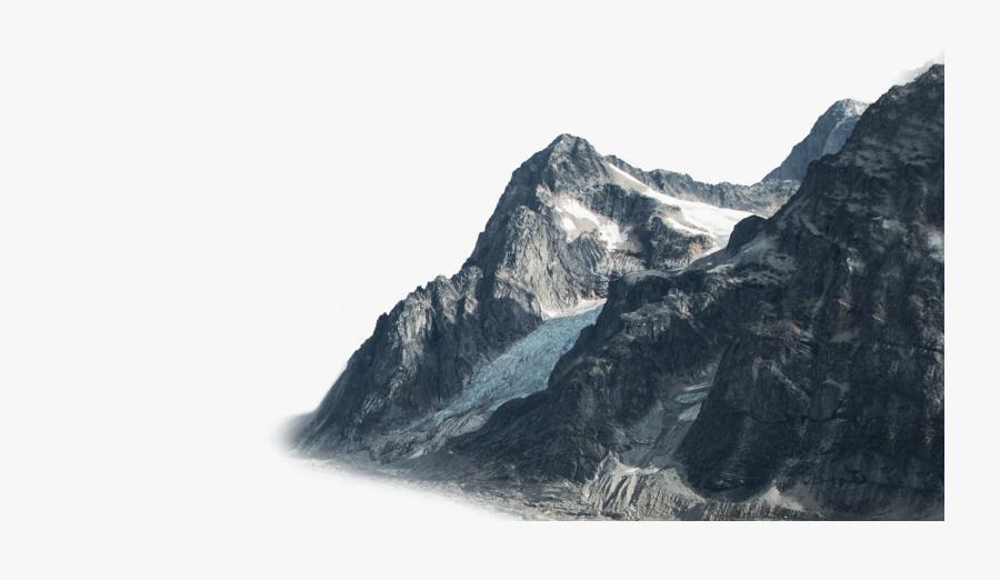 Clip Art Mountain Clipart Png - Transparent Mountain Png, Transparent Clipart