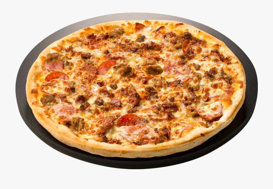 Image Of Pizza - Pizza Ranch Pepperoni Sausage, Transparent Clipart