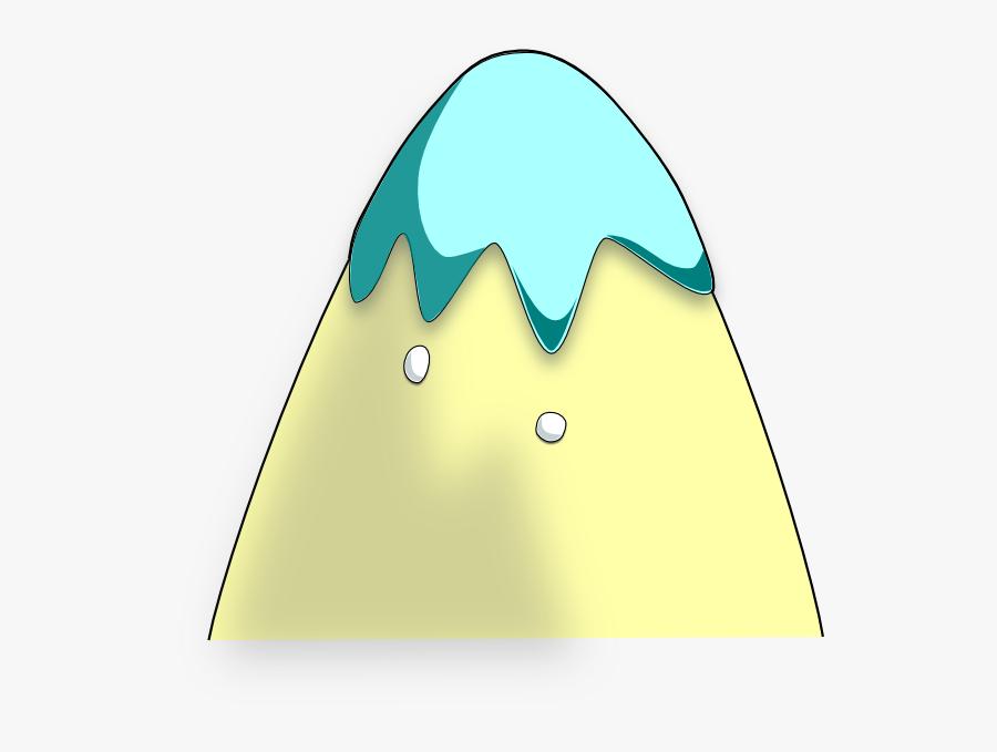Blue Mountain Svg Clip Arts - Illustration, Transparent Clipart
