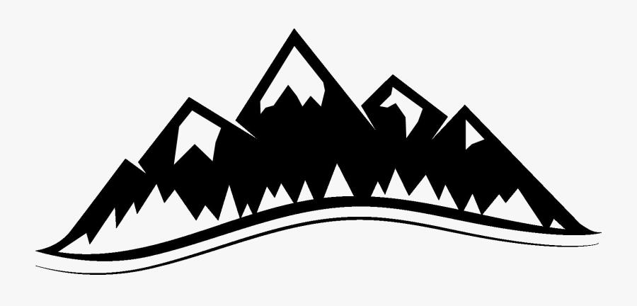 Mountain Transparent Images - Transparent Background Mountain Clipart, Transparent Clipart