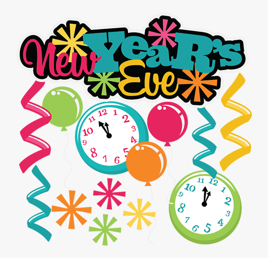 Thumb Image - New Year Eve 2019 Clip Art, Transparent Clipart