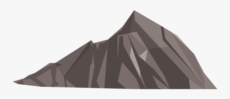 Mountain Clipart Low Poly - Mountain Png Clipart, Transparent Clipart