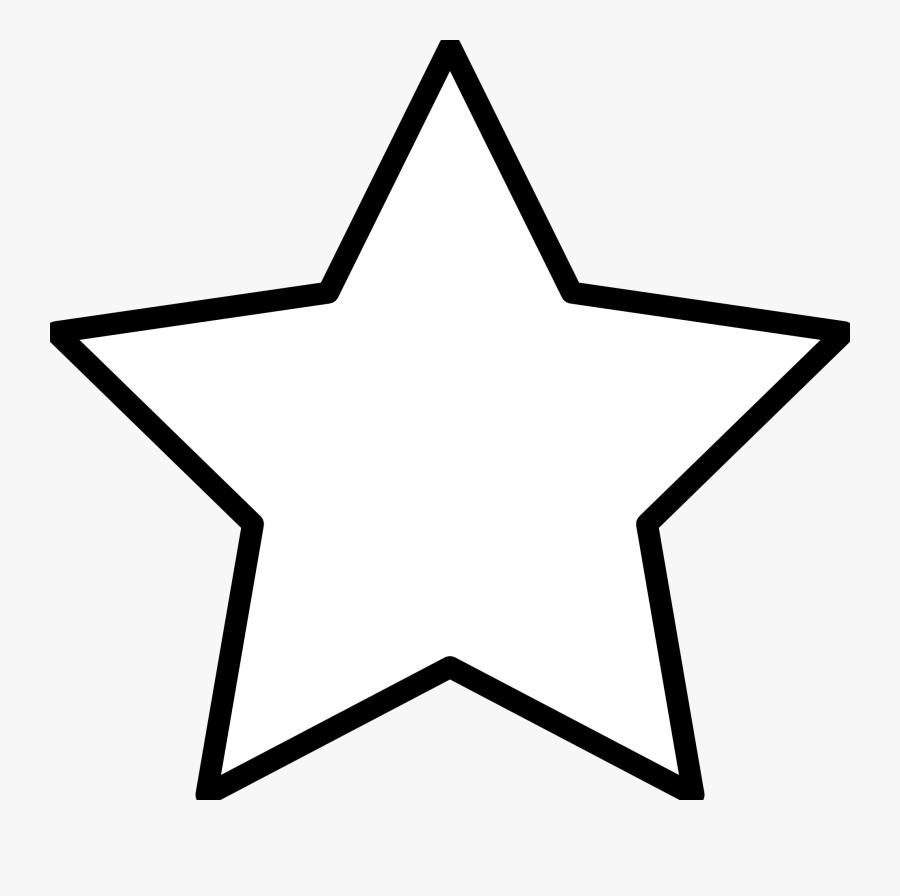 Star Clip Art 2 Clipartandscrap - Star Clipart Black And White, Transparent Clipart