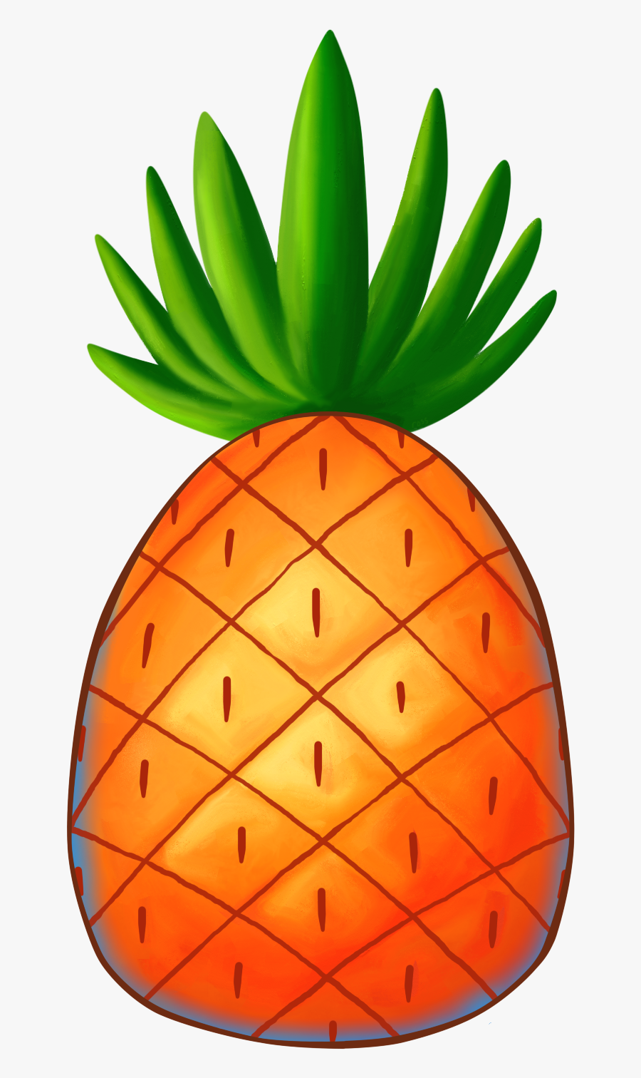 Pineapple Png Images Transparent Free Download - Spongebob Pineapple Png, Transparent Clipart