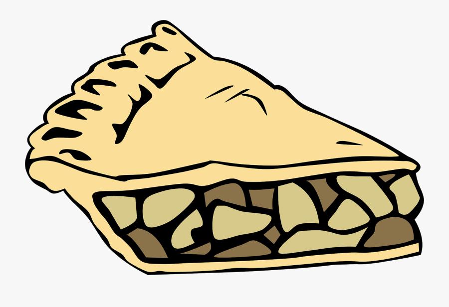 Apple Pie Clipart Transparent Free - Clip Art Apple Pie, Transparent Clipart