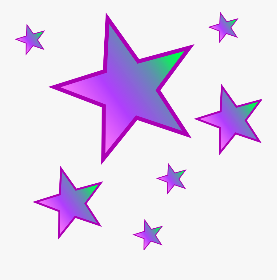 Gold Star Star Clipart And - Stars Clipart, Transparent Clipart