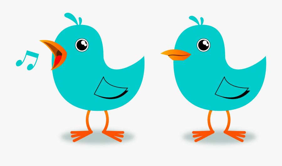 Bird Clipart Graphic - Bird Singing Clipart Png, Transparent Clipart