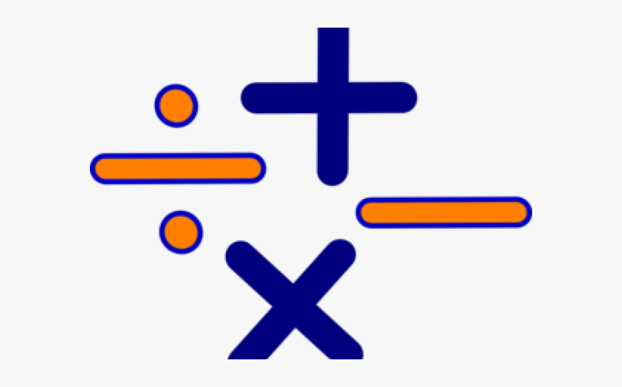 Math Table Of Mathematical Symbols By Introduction, Transparent Clipart