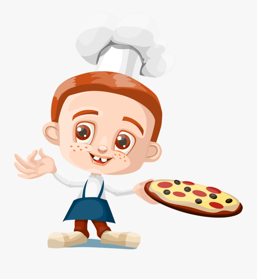 Clipart Eye Pizza - Fo U Eat Round Pizza In A Square Box And Eat It, Transparent Clipart