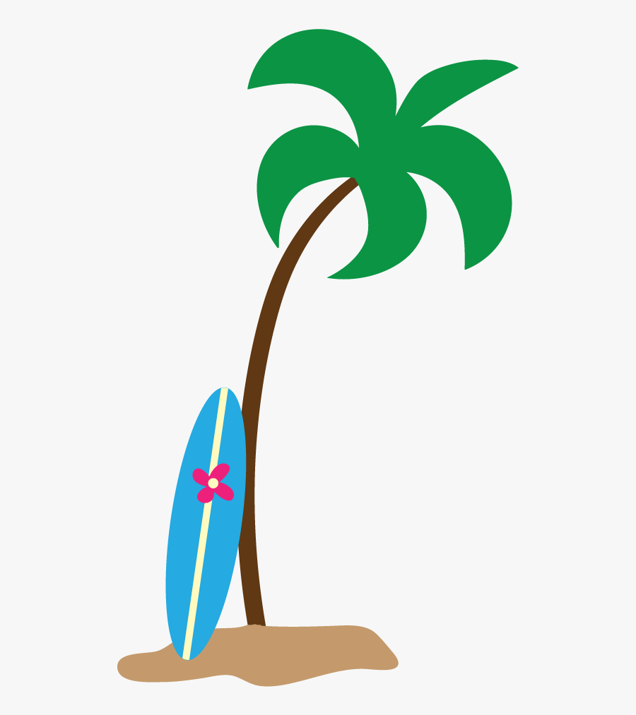 Palm Tree Clip Art Free Clipart Images Clipartix - Beach Palm Tree Clip Art, Transparent Clipart