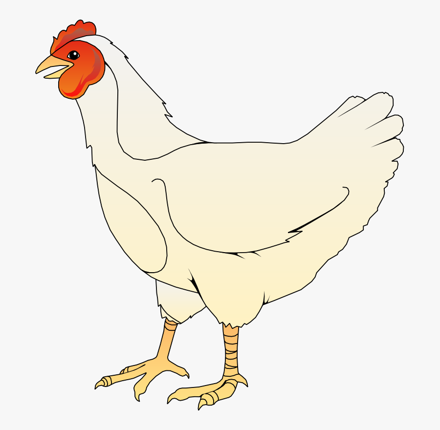 Chicken Clipart, Transparent Clipart
