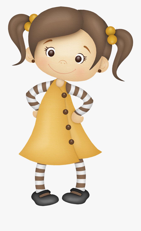 Cute Girl Clipart , Transparent Cartoons - Transparent Cute Girl Clipart, Transparent Clipart