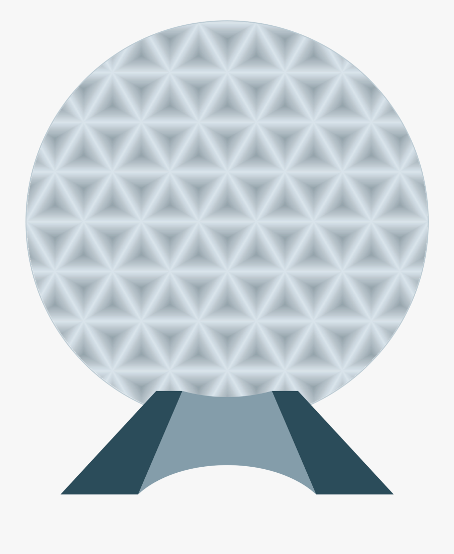 Earth Big Image Png - Epcot Spaceship Earth Clipart, Transparent Clipart