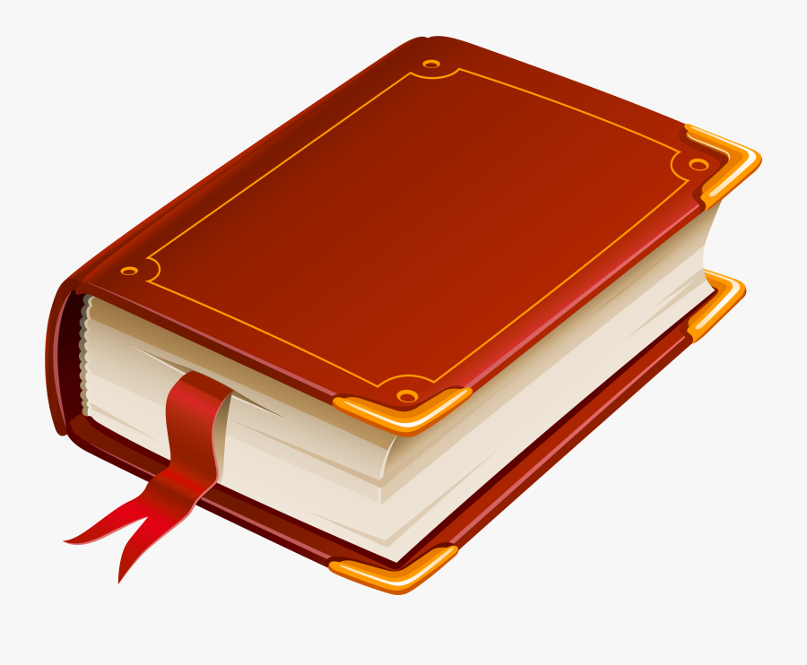 Red Book Png Clipart - Book Clipart, Transparent Clipart