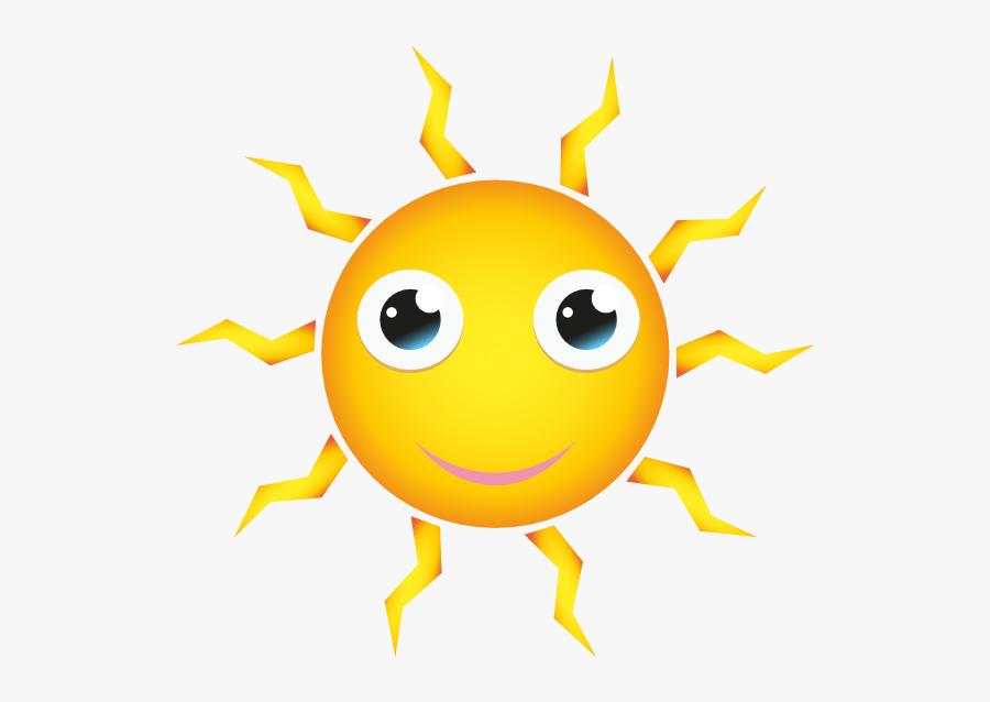 Free To Use & Public Domain Sun Clip Art - Cartoon Clip Art Of Sun, Transparent Clipart