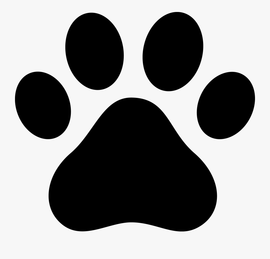 Dog Paw Prints Paws And Clip Art On Clipartbarn - Dog Paw, Transparent Clipart
