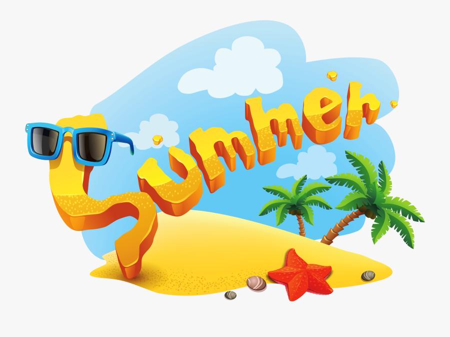 Summer Clip Art - Summer Png, Transparent Clipart