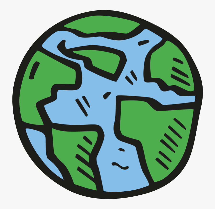 Free Icon Earth Clipart , Png Download - Icon Of Earth Png, Transparent Clipart