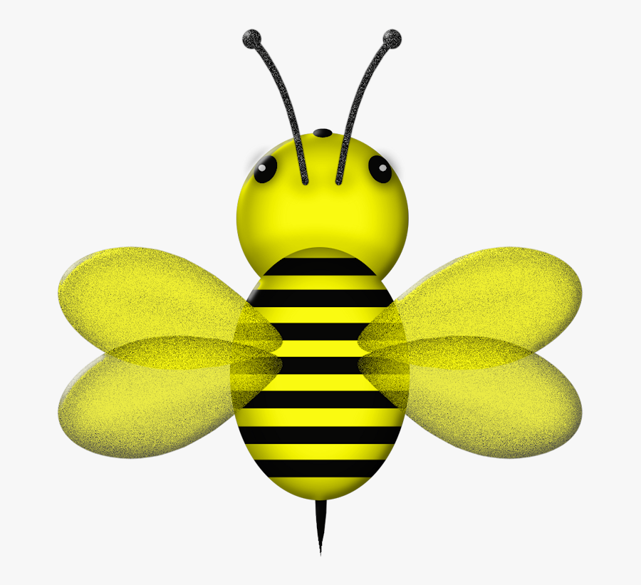 Ϧeeʂ ‿✿⁀ Bee Clipart, Buzz Bee, Bugs, Favorite - Bee, Transparent Clipart