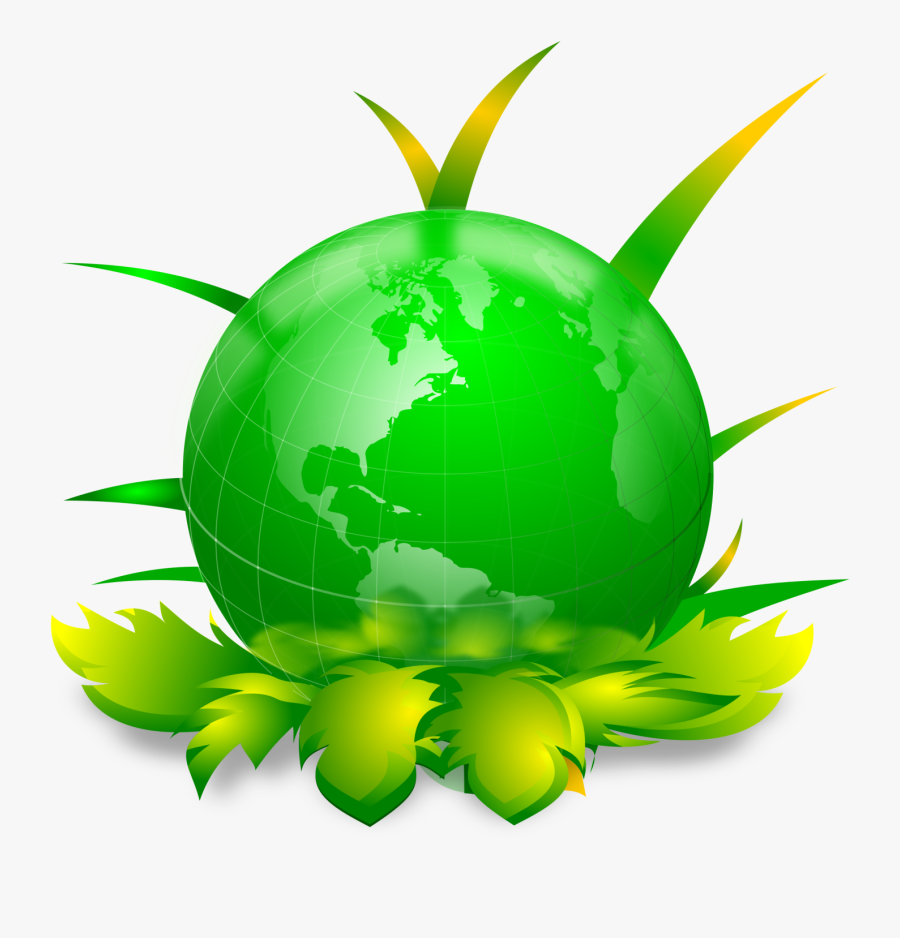 Earth World Globe - Save Mother Earth Png, Transparent Clipart