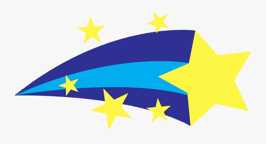 Star Clip Art - Shooting Star Stars Clipart, Transparent Clipart