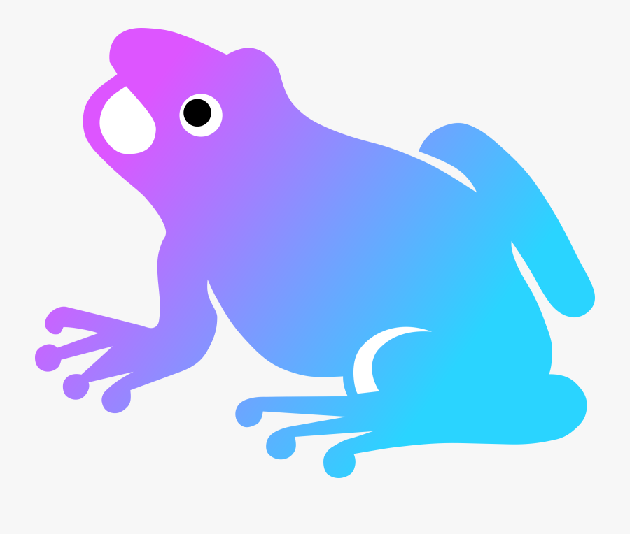 Frog Silhouette Clip Art, Transparent PNG Clipart Images Free Download -  ClipartMax
