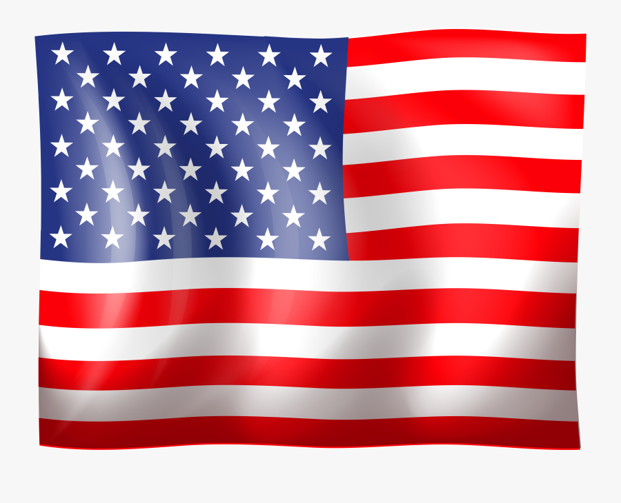 American Flag Clip Art High Quality Image - American Flag Hd Png, Transparent Clipart