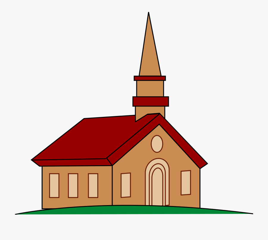 Free To Use Public Domain Church Clip Art - Mormon Church Clip Art, Transparent Clipart