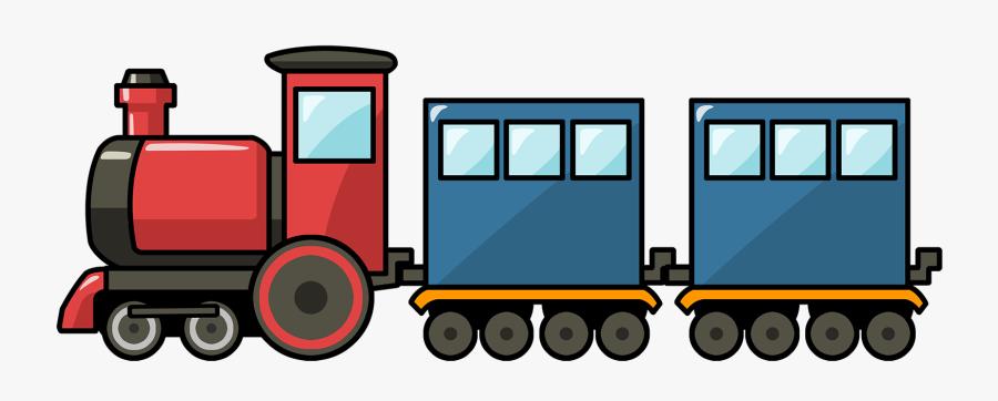 Transparent Background Train Clipart, Transparent Clipart