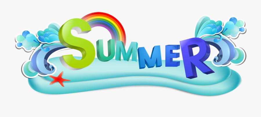 Clip Art Have A Great Summer Clip Art - Summer Logos Clip Art, Transparent Clipart