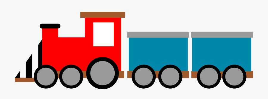 Trains Clipart - Transparent Train Clip Art, Transparent Clipart