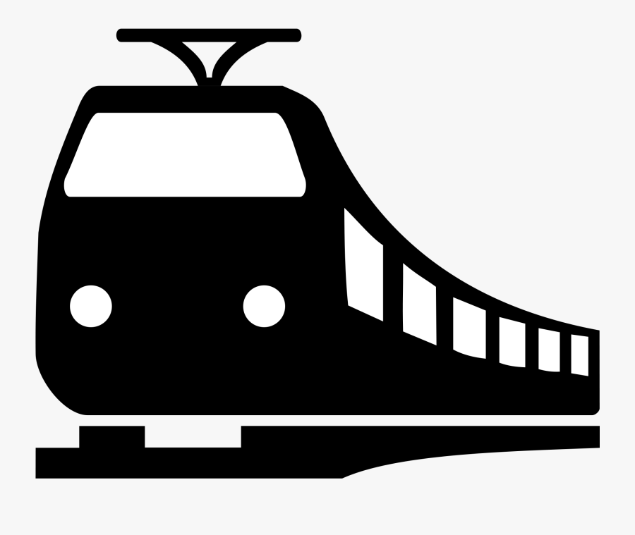 Train Clipart - Transparent Train Clipart, Transparent Clipart