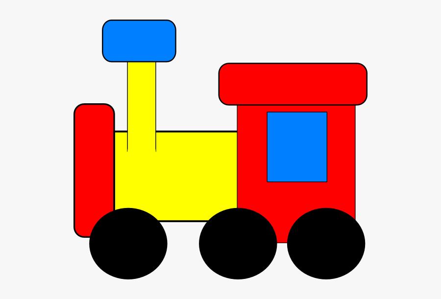 Trains Clipart, Transparent Clipart