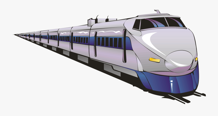 New Train Clipart, Transparent Clipart