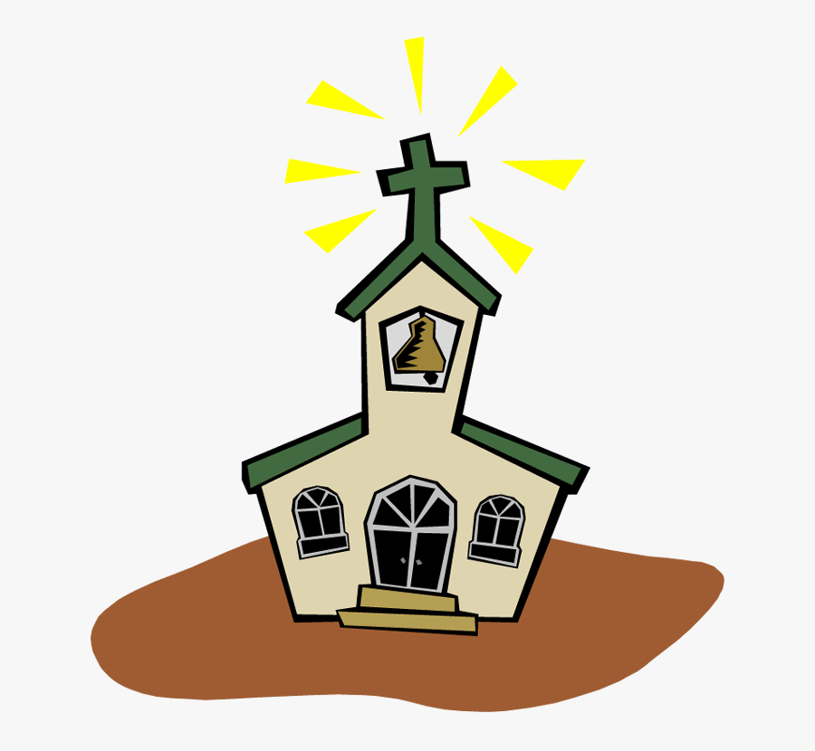 Family Church Cliparts - Go To Church Animated, Transparent Clipart