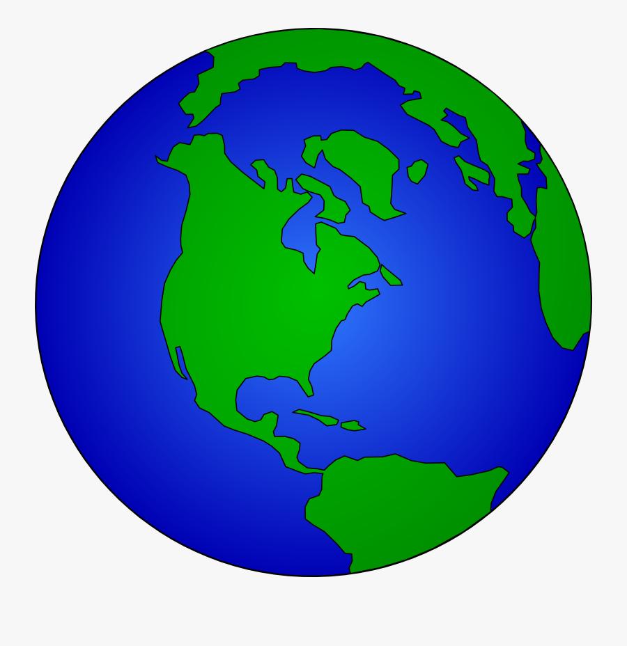 Globe Clipart Globe Clip Art Image - Globe Clipart, Transparent Clipart