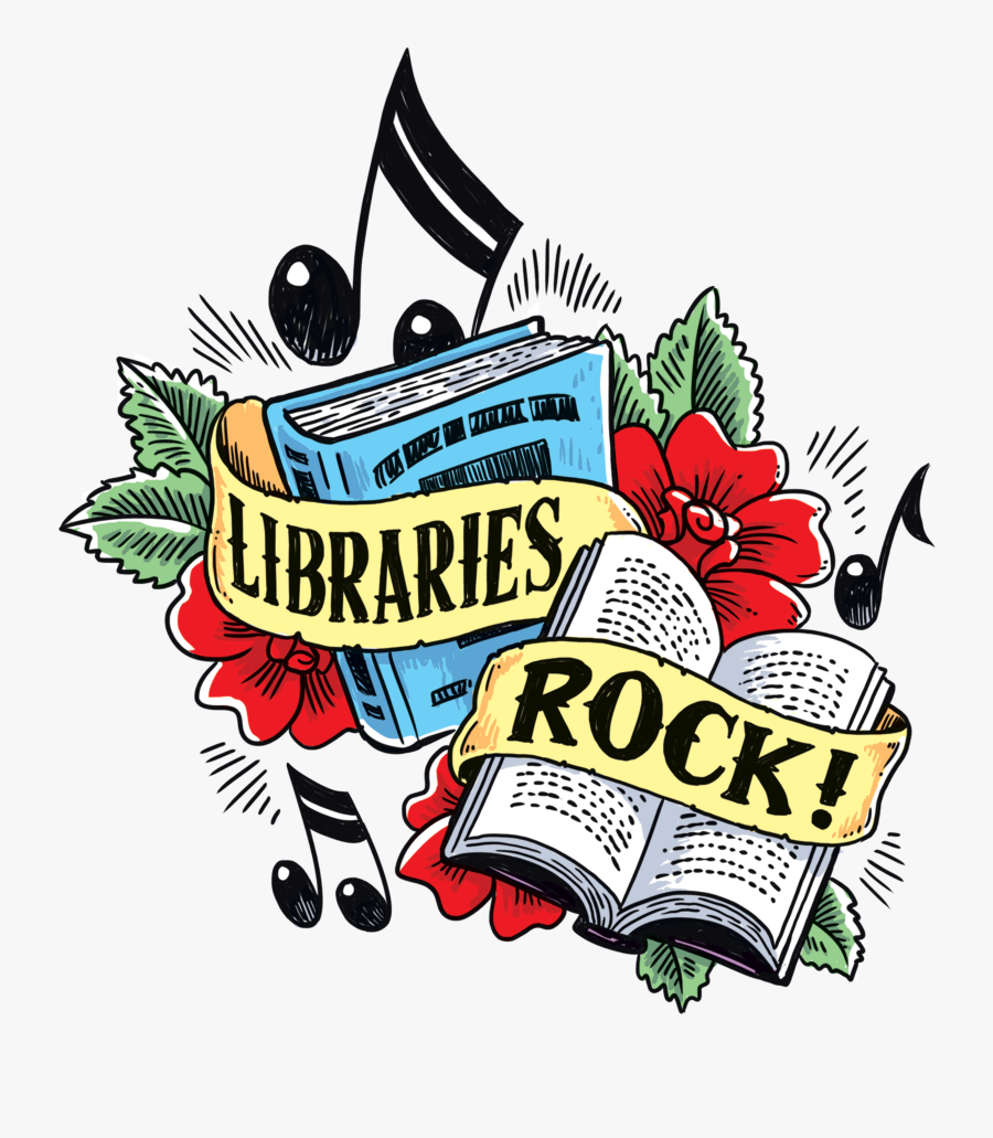 Make Your Own Instrument - Libraries Rock Summer Reading 2018, Transparent Clipart