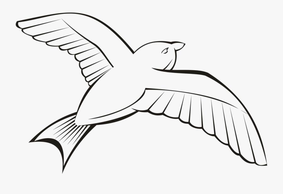 Flighing Clip Art Black and White Barn Owl