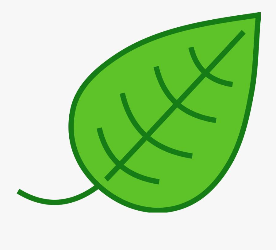 Leaf Clip Art - Leaf Clipart, Transparent Clipart