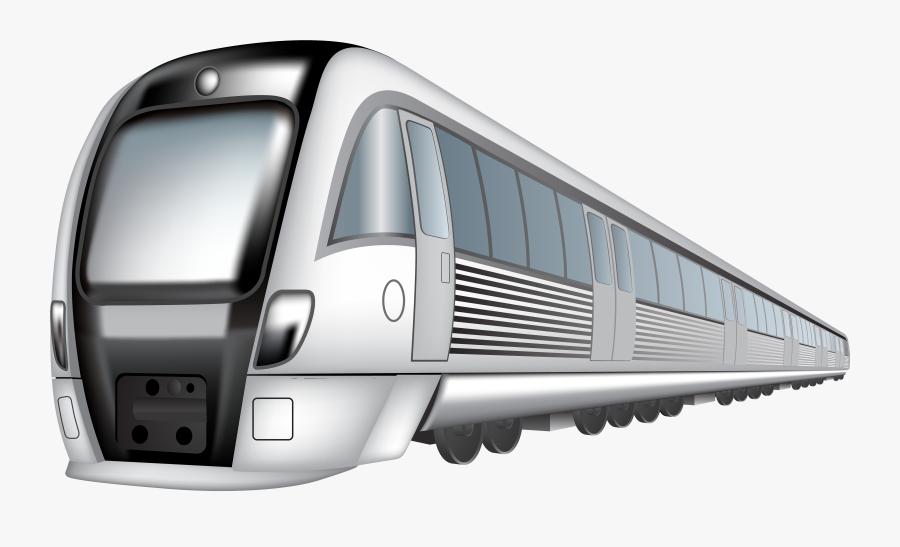 Fast Train Png Clipart - Transparent Trains Png, Transparent Clipart