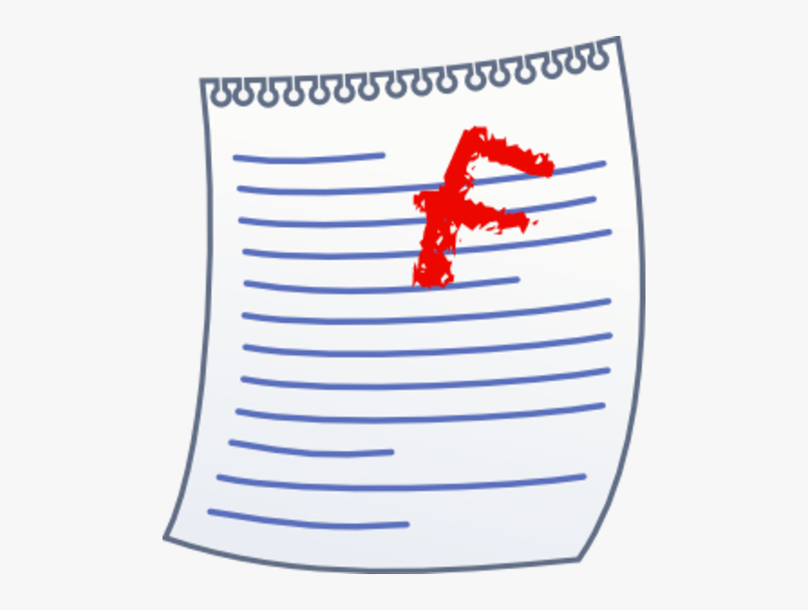 Paper - With - Writing - Clipart - Paper With Writing Transparent, Transparent Clipart