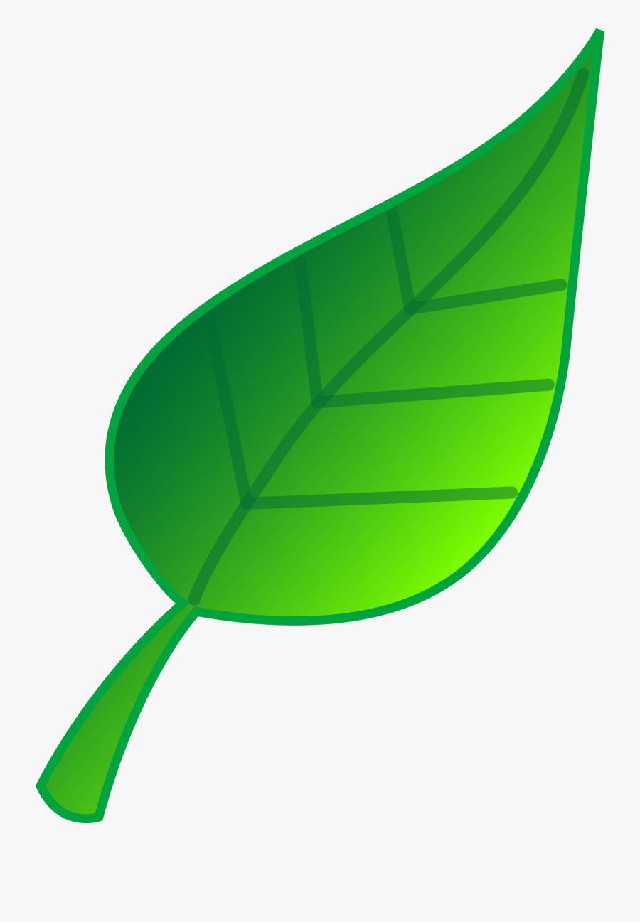 Leaves Leaf Clip Art Free Clipart Images - Clip Art Green Leaf, Transparent Clipart