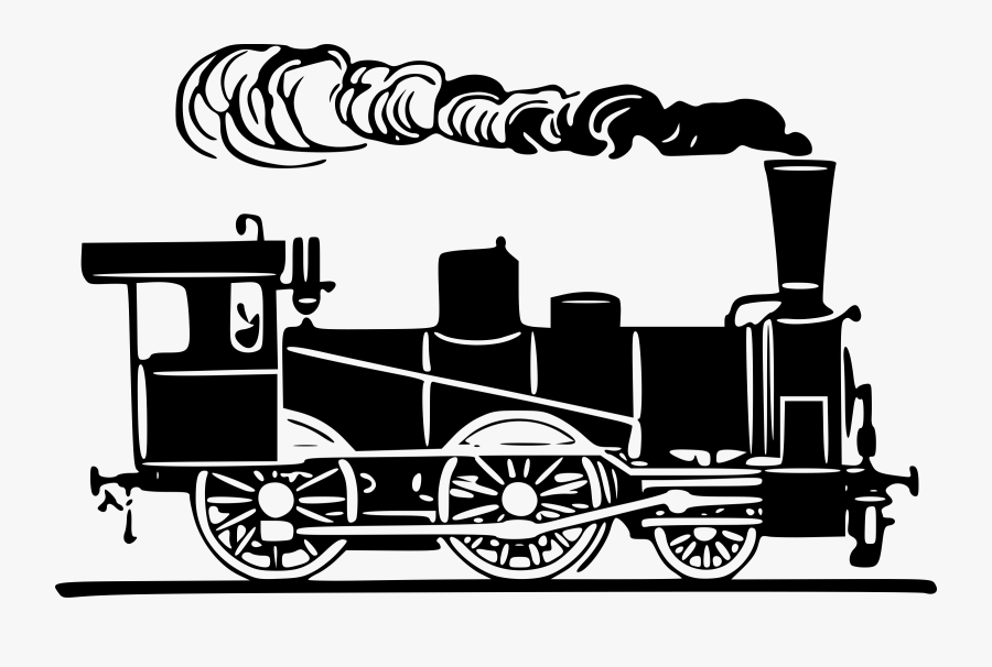 Train Clipart To Printable - Steam Engine Train Clipart, Transparent Clipart